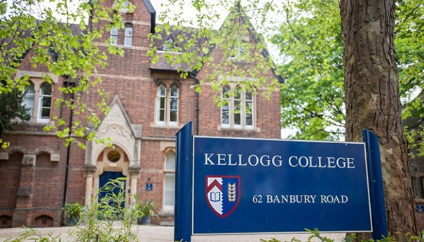 Kellogg College