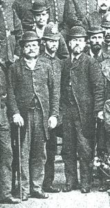 Leman Street detectives circa 1886